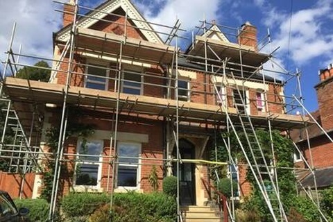 Residential Scaffolding